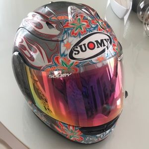 Suomy Helmet sport